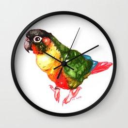 Pepper Watercolour Wall Clock