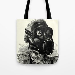 GAS MASK FETISH 5 Tote Bag