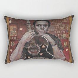 Johnny Rectangular Pillow