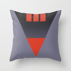 vhs box 2 Throw Pillow