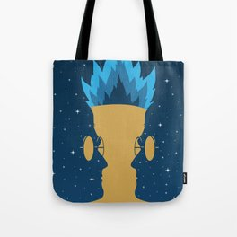 The Goblet of Fire Tote Bag