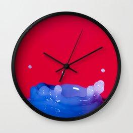 Drop of water Wall Clock