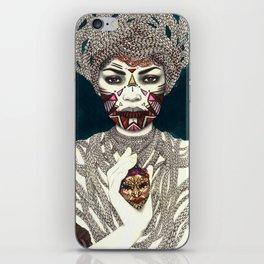Exu iPhone Skin