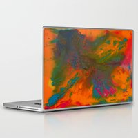 rave Laptop & iPad Skins featuring Rave Night by justforspiteandmalicedesigns