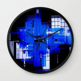 wAKEFIELD sTREET 318 Wall Clock