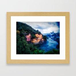 Portofino Che Bellezza! Framed Art Print