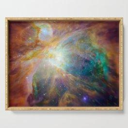 Orion Nebula Serving Tray