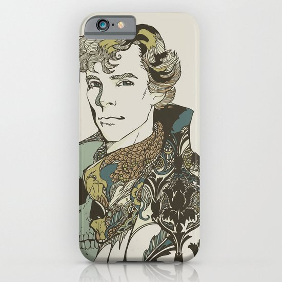 SH iPhone & iPod Case