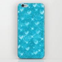 skyfall iPhone & iPod Skins featuring SkyFall by KRArtwork