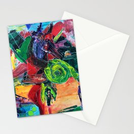 Multiplicity Morphing into Meaning Stationery Cards