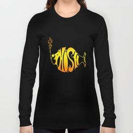 PHISH LOGO TOUR DATES 2020 ASAMJAWA Long Sleeve T-shirt