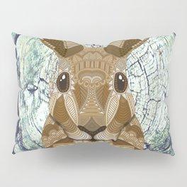 Ornate Hare Pillow Sham