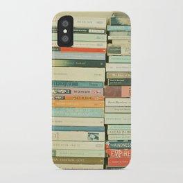 Bookworm iPhone Case