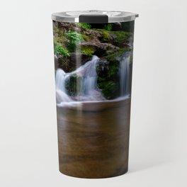 Catskill Waterfall Travel Mug