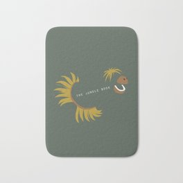The Jungle Book - Alternative Movie Poster Bath Mat