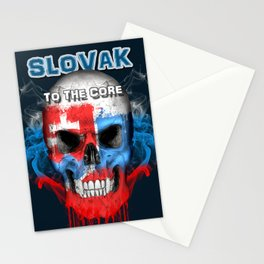 To The Core Collection: Slovakia Stationery Cards