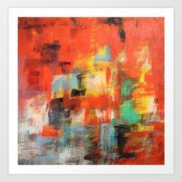 Aesthetics Number Five Art Print