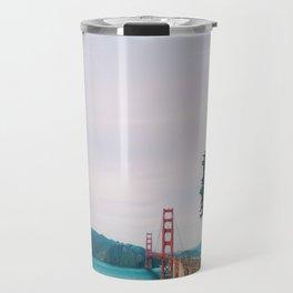 Golden Gate, San Francisco Travel Mug