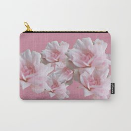 Rose Heart in Pinks Carry-All Pouch