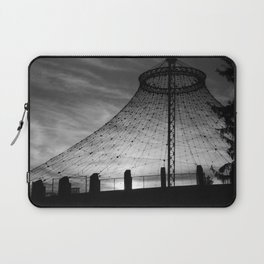 Unknown Spaces Whirled Laptop Sleeve