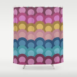 Goody Two Shoes Shower Curtain