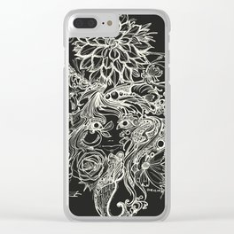 Daydream Clear iPhone Case