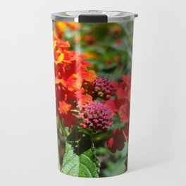 NoCal Lantana Camara Travel Mug