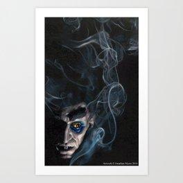 Nosferatu Shadows Art Print