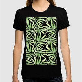 Tropical Branches Pattern 10 T-shirt