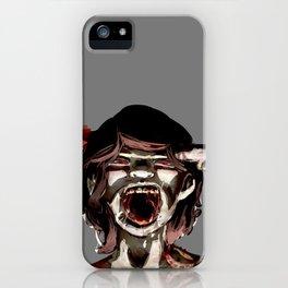 Dead Bite iPhone Case
