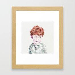 Rowan Framed Art Print
