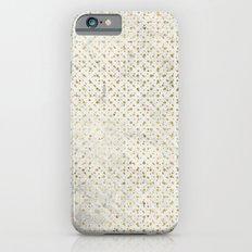 gOld grid Slim Case iPhone 6