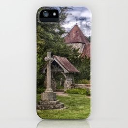 East Chiltington Church iPhone Case