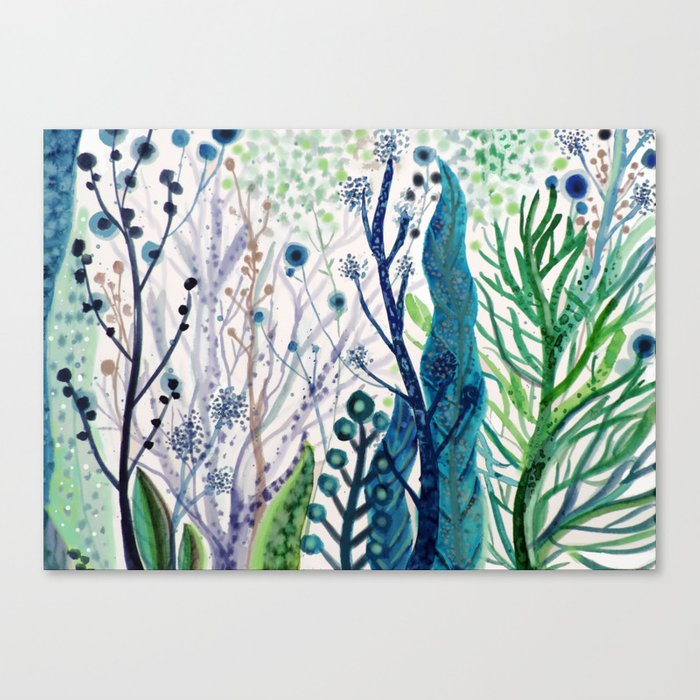 les algues Leinwanddruck