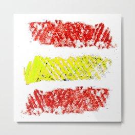 Flag of spain 10-spain,espana, spanish,plus ultra,espanol,Castellano,Madrid,Barcelona Metal Print