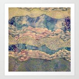Water (Boredom) Art Print