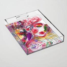 Source Acrylic Tray