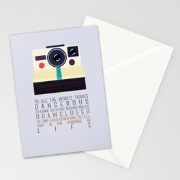 purpose of life Stationery Cards