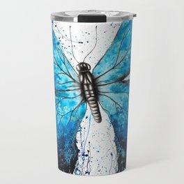 The Butterfly Tattoo Travel Mug