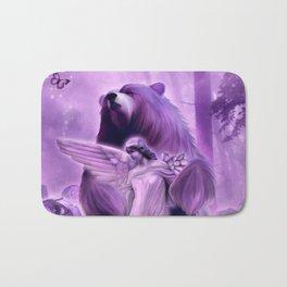 Bear Spirit Bath Mat