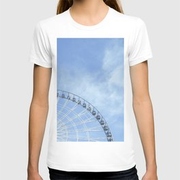 Life is a wheel of fortune T-shirt
