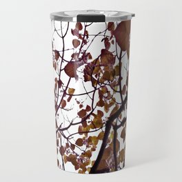 LITTLE BROWN Travel Mug