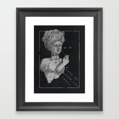 Save Me From the Grave Framed Art Print