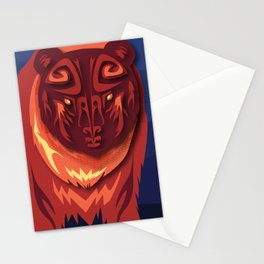 """Mathuin in Vector"" by Paper Laine Stationery Cards"