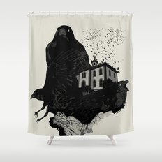 T. B. Shower Curtain