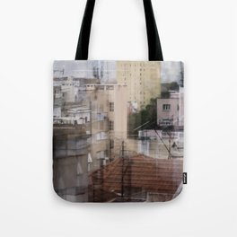 Deconstruction #18 Tote Bag