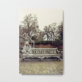 Diffy Toulettes fav place V. Metal Print