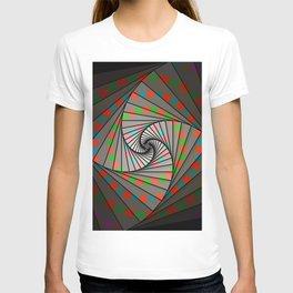 Fibonacci Spin, 2140d T-shirt