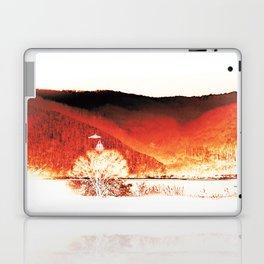 Red Mountain Laptop & iPad Skin