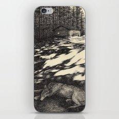 pines iPhone & iPod Skin
